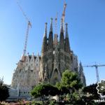 スペイン 欧州旅行5日目 サグラダファミリア