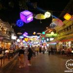 カンボジア|シェムリアップ ナイトマーケットで食べ歩き 人気のロールアイスが2ドル!