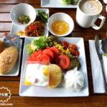 【ホテルの朝食】パトゥムワン プリンセス ホテル Pathumwan Princess Hotel