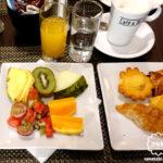 【ホテルの朝食】 ホテル ゼニット リスボア Hotel Zenit Lisboa