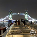 ロンドン|雨でも楽しい!テムズ川アフタヌーンティークルーズ